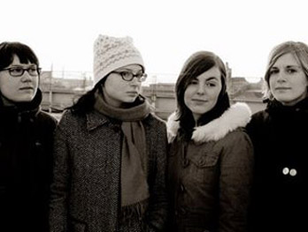 audrey band picture